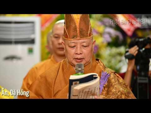 Chí Tâm Tín Lễ - Thầy Thích Lệ Trang