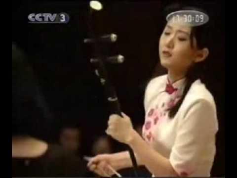 于紅梅二胡:一枝花 Erhu music: A Spray of Flower (1999)