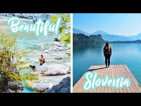 The Most Beautiful Places in Slovenia | Travel Vlog