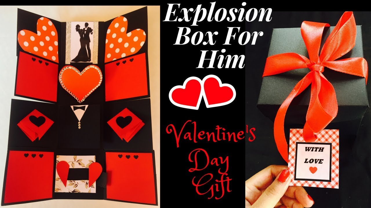 fe408b6ff9cd Valentine s Day Gift For Him