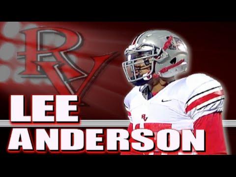 Linebacker | 6'2 | 235 | Lee Anderson III '16 : Rancho Verde (CA) Senior Year Highlights