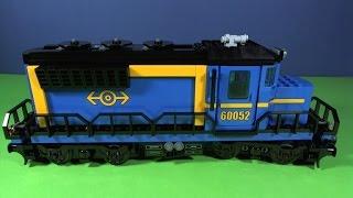 LEGO TRAINS. CARGO TRAIN 60052
