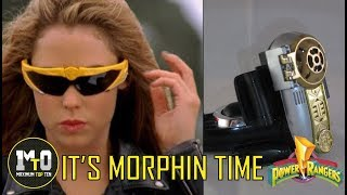 TOP 10 POWER RANGER MORPHERS