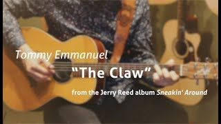 "Riff Rundown: Tommy Emmanuel's ""The Claw"" from the Jerry Reed album 'Sneakin' Around'"