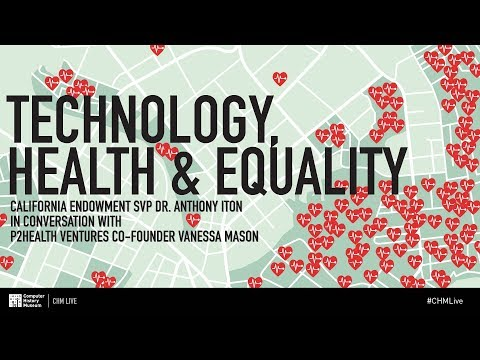 CHM Live │Technology, Health & Equality