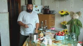 Простой рецепт компота на зиму