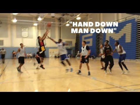 Hawthorne High School Basketball Highlights (4/4) *MUST WATCH*
