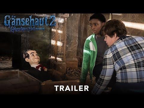 GÄNSEHAUT 2: GRUSELIGES HALLOWEEN - Trailer E - Ab 25.10.18 im Kino!