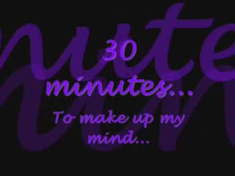 30 minutes tatu lyrics