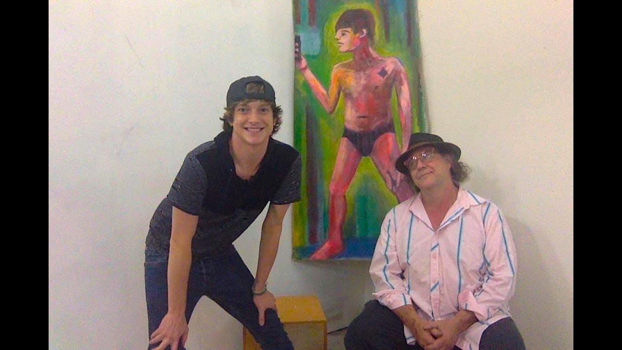 meet the artist: david spanbock - youtube