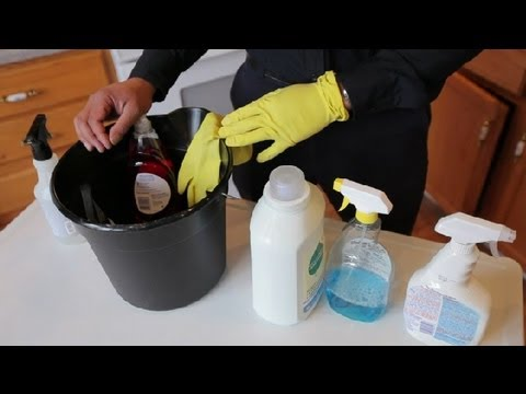 How to Make Your Home Safe From Common Household Toxins : Home Safety & Preparation