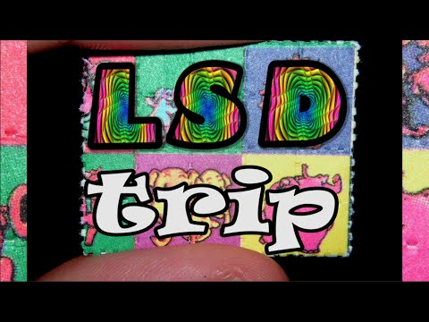 My First LSD (Acid) Experience | Trip Report