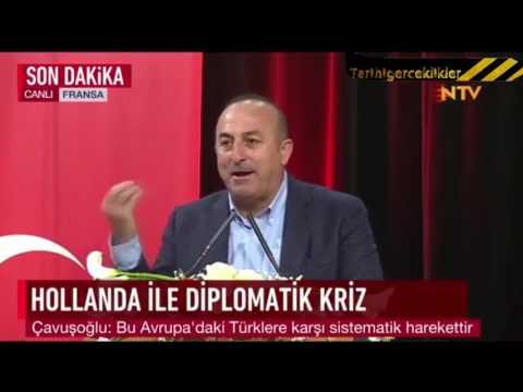 """Mevlüt Çavuşoğlu """"Sen Ne Lalesisin"""""""