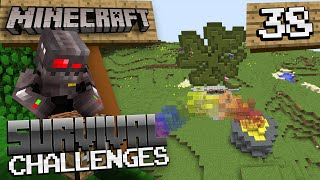 Minecraft Survival Challenges Episode 48: St Patrick