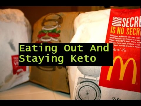 How To Stay Keto While Eating Out - YouTube