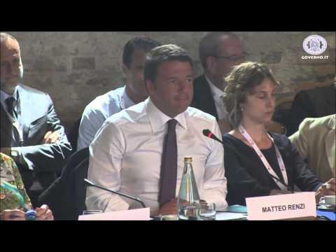 Matteo Renzi - Digital Venice (Meucci) In Inglese