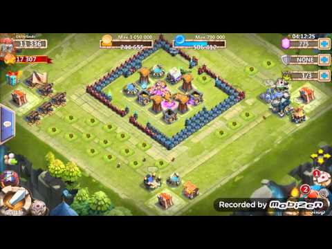 Town Hall 13 Castle Clash Tested ( Base Tutorial)