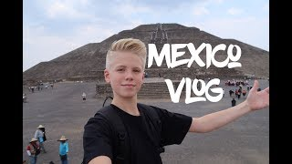 My trip to Mexico City w/ Musicall.y Vlog