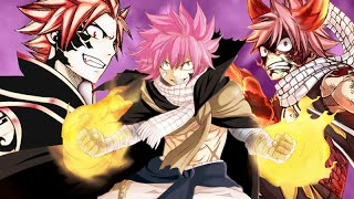 Fairy Tail - Natsu All Forms