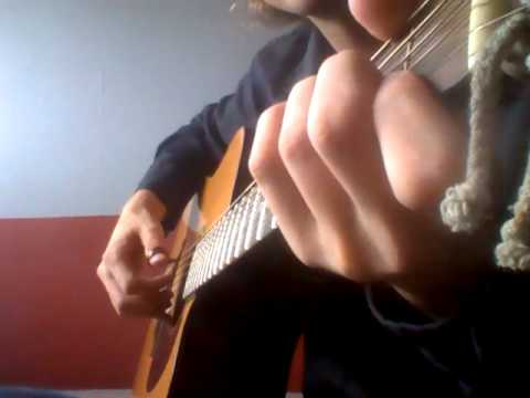 Damien Rice 9 Crimes Acoustic Guitar Instrumental Youtube