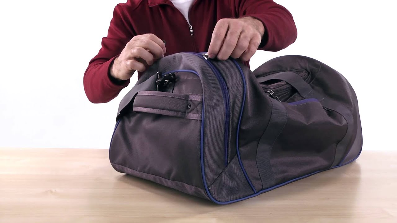 dffd95c81b1f Nike Golf Large Duffel - YouTube