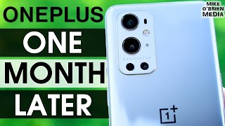 ONEPLUS 9 PRO - One Month Later 📱 (Problems & Best Features After Daily Use)
