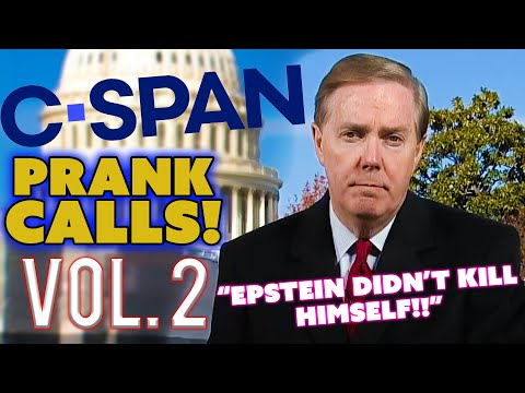 Cspan Prank Calls 2019 Volume 2