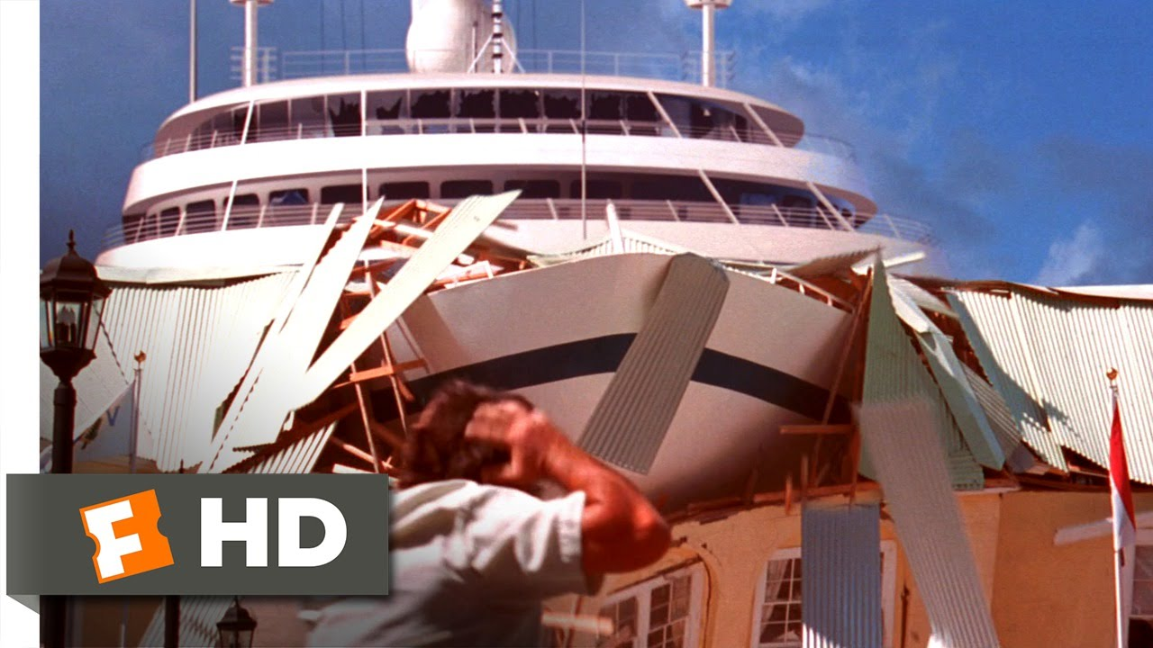 Speed Cruise Control Movie CLIP Land Cruiser HD - Cruise ship speed