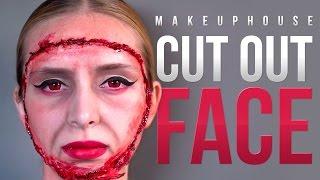 🎃 Грим на лице | Без лица шоу гримеров | Курсы гримеров | Школа грима MAKEUPHOUSE