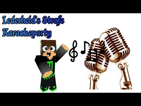 Johnny's Strafe [Karaokeparty][German]