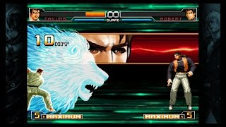 The King of Fighters 2002: Unlimited Match ¡VISTAZO!