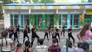 ghost town adam lambert - танец. 3 отряд 2 смена