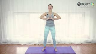 БОДИФЛЕКС комплекс упражнений для похудения. #3 - Базовые упражнения