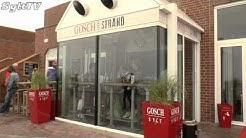 """Das """"Gosch am Strand"""" in Westerland hat eröffnet"""