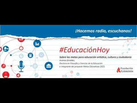 Educación Hoy: Entrevista a Andrea Giraldez
