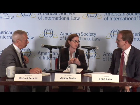 International Law and the Trump Administration: Strengthening Cybersecurity [7-19-2017]