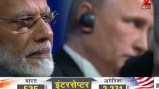 DNA : Analysis of diplomatic relations between India and America