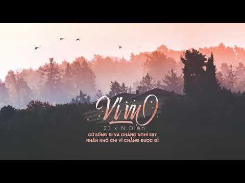 Vi Vu - 2T x N.Diên (Prod. J Roes) (Official Audio lyrics)