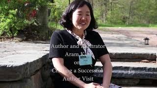 Aram Kim: Author Visits