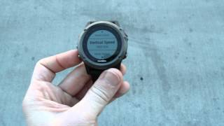04. Fenix3 Detailed walk through of Features and Functionality