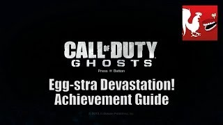 Achievement Guide: Call of Duty - Ghosts - Egg-stra Devastation!   Rooster Teeth