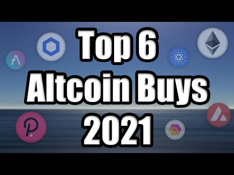 Top 6 Altcoins Set To Explode In 2021 | Best Cryptocurrency Investments January 2021