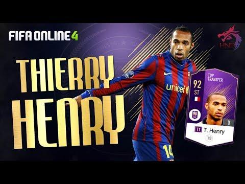 FO4 review - Thierry Henry (TT) - bản nâng cấp giá trị của NHD