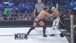Rey Mysterio vs. Chris Jericho  Smackdown 1 1 10