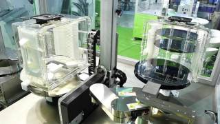 HIWIN Wafer Robot - Intelligent WAFER warehousing sub-system