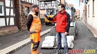Stehr Hochleistungs Anbau-Plattenverdichter SBV 80 HC 2 | Stehr Plate Compactor [HD]