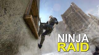 NINJA RAIDING - ATLAS (OFFICIAL PVP) -EP.8