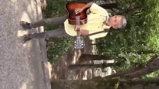 ★5 鹿久居乱のストリートソングー『お尋ね者』(赤松則尚「逆賊赤松八十八家」のテーマソング)をその末裔が絶唱!
