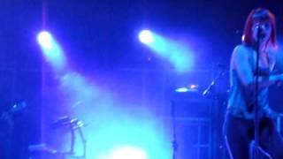 Paramore - Playing God (Lima , Peru 2011)