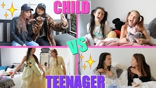 CHILD VS TEEN YOU | GIRLYS BLOG thumbnail